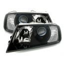 Čirá optika Škoda Octavia 1Z 04-08 – černá